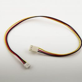 Fan Power Cable 3p Female (2.54mm pin width) to 3p Female (2mm pin wideth)