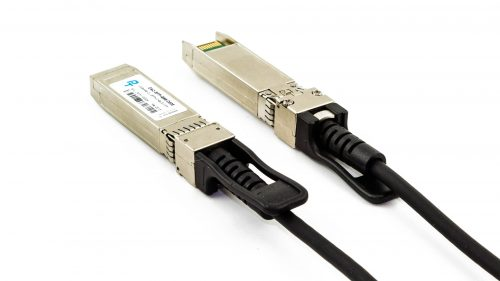 Direct Attach Copper (DAC) Cable – Rapide™ 10G SFP+ Passive Twinax Cable Connectors