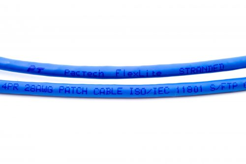 CAT7 28AWG Cable – FlexLite™ SFTP LSZH Marking