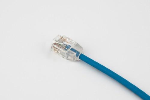 CAT6 28AWG Cable – FlexMini™ UTP LSZH Blue