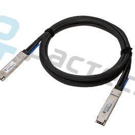 Rapide II™ 400G QSFP DD Passive Twinax Cable