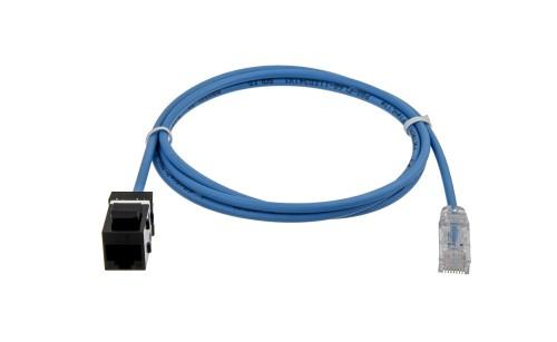 CAT6 28AWG Cable – FlexLite™ UTP LSZH & PVC (Plug to Jack)