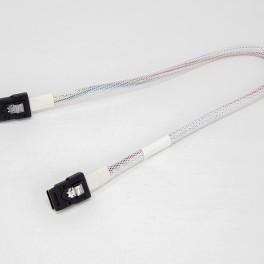 Amphenol SFF-8787 36-pin Internal Mini-SAS Straight to SFF-8787 36-pin Internal Mini-SAS Straight Cable