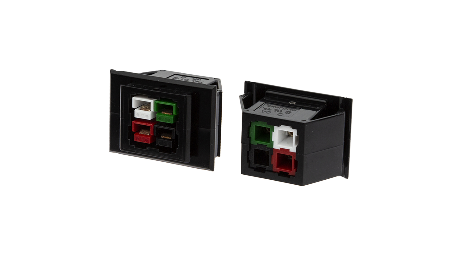 PP15 to PP45 Powerpole® Pak Snap-in Receptacle Shell